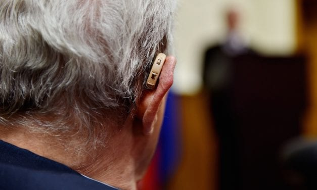 Study Finds Magnitude of Age-related Hearing Loss Associated with Increased Depression Risk
