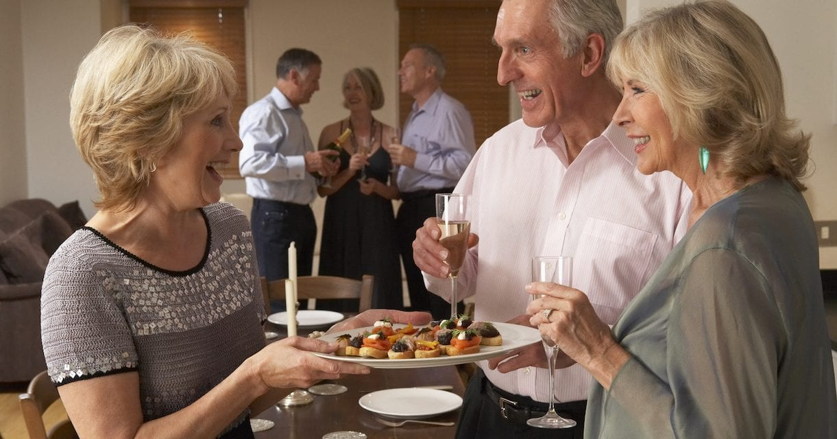 Study Explains 'Cocktail Party Effect' in Hearing Loss