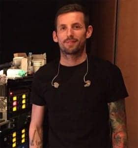 Conor Dillon, sound engineer
