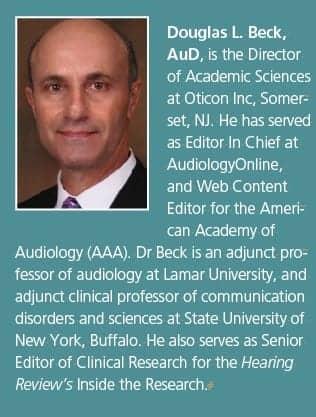 Doug Beck, AuD