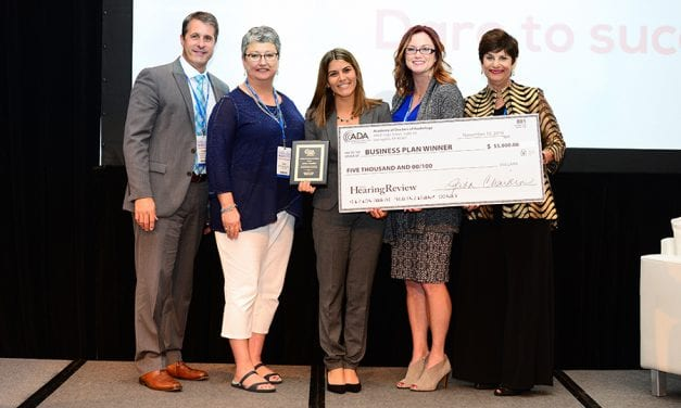 Jessica Woodson Wins ADA Student Business Plan Competition