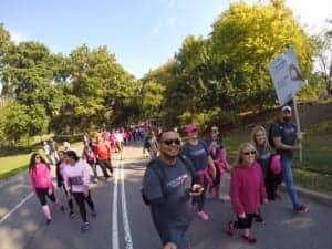 """Oticon's """"Hear in Pink"""" campaign"""