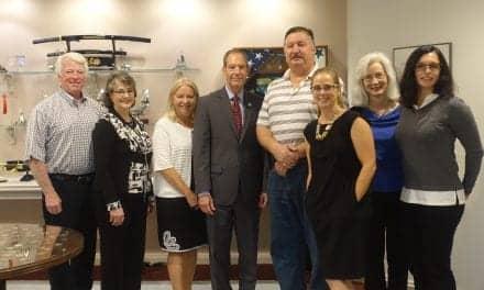 Salus University Screens Veterans for Hearing Loss