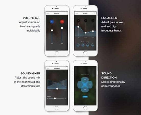 Widex BEYOND app