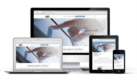 Grason-Stadler Launches Responsive Website Design
