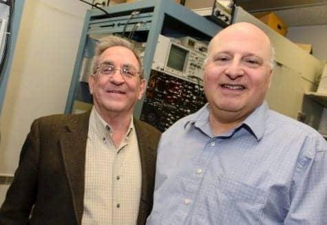 Professors Bernstein and Trahiotis