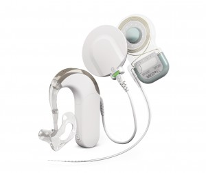 MED-EL Electric Acoustic Stimulation (EAS) hearing implant system