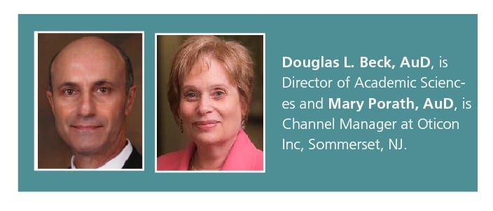 Doug Beck, Mary Porath