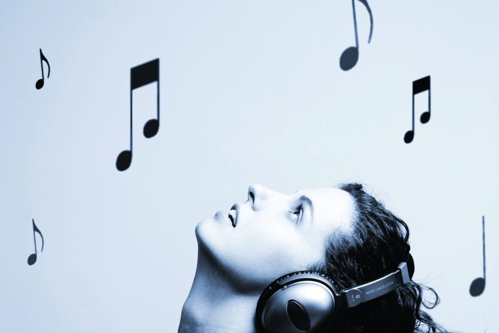 music listening with hearing aids