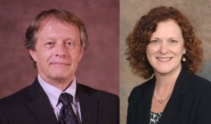 """James Hall, III, PhD, and Lisa Hunter, PhD, will be presenting the 4-day workshop """"Diagnosis and Management of External and Middle Ear Function""""."""
