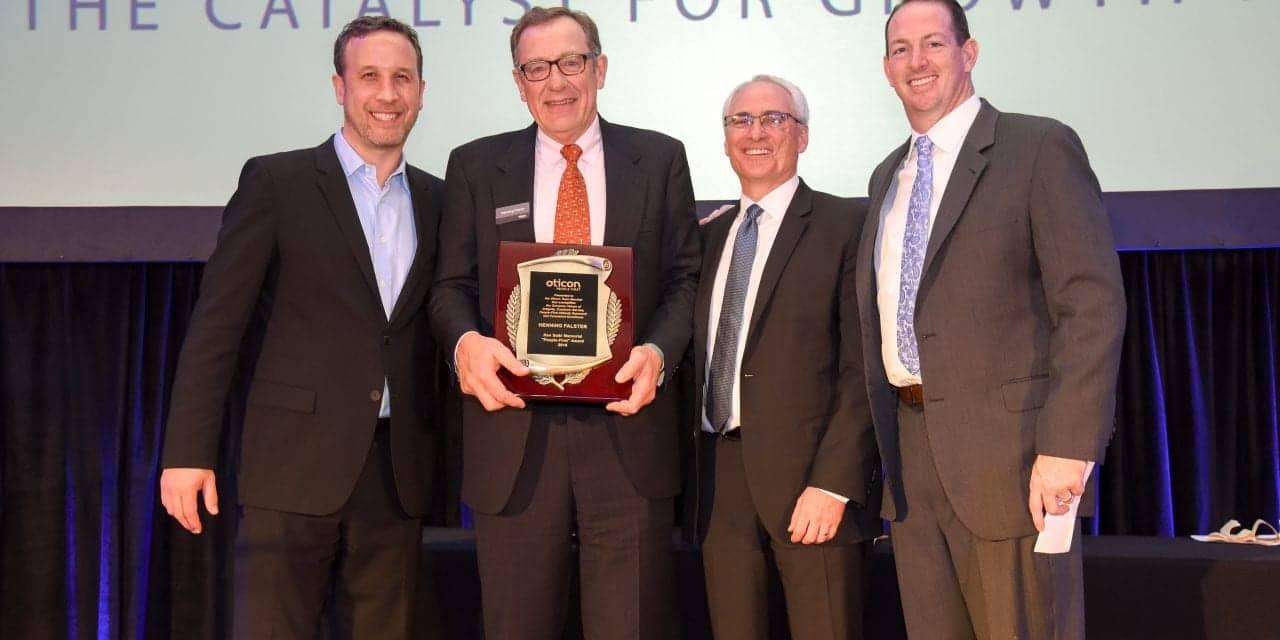 Henning Falster Honored with 2017 Ken Saiki People First Award