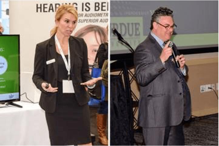 EarQ Adds Ron Gleitman and Catherine Richardson to Team