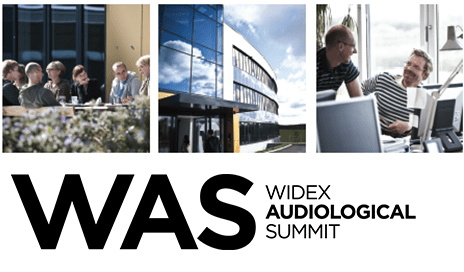 Widex Audiological Summit 2017 Announced