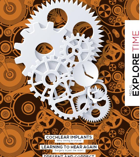 MED-EL Launches June Issue of 'EXPLOREMAGAZINE'