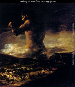 Goya_The-Colossus