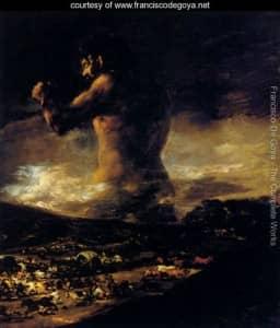 Goya_The-Colossus