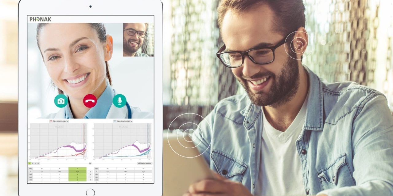 Phonak Introduces VAHearAssist Pilot Program to Connect Veterans With Audiologists