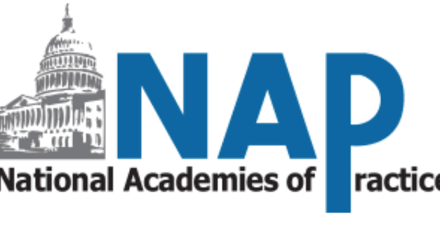 National Academies of Practice Induct New Leadership for Executive Committee and Council