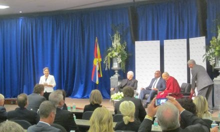 Starkey Panel Featuring the Dalai Lama Focuses on Compassion