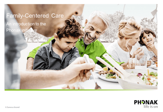 Family-Centered Care Resource Platform Created by Phonak