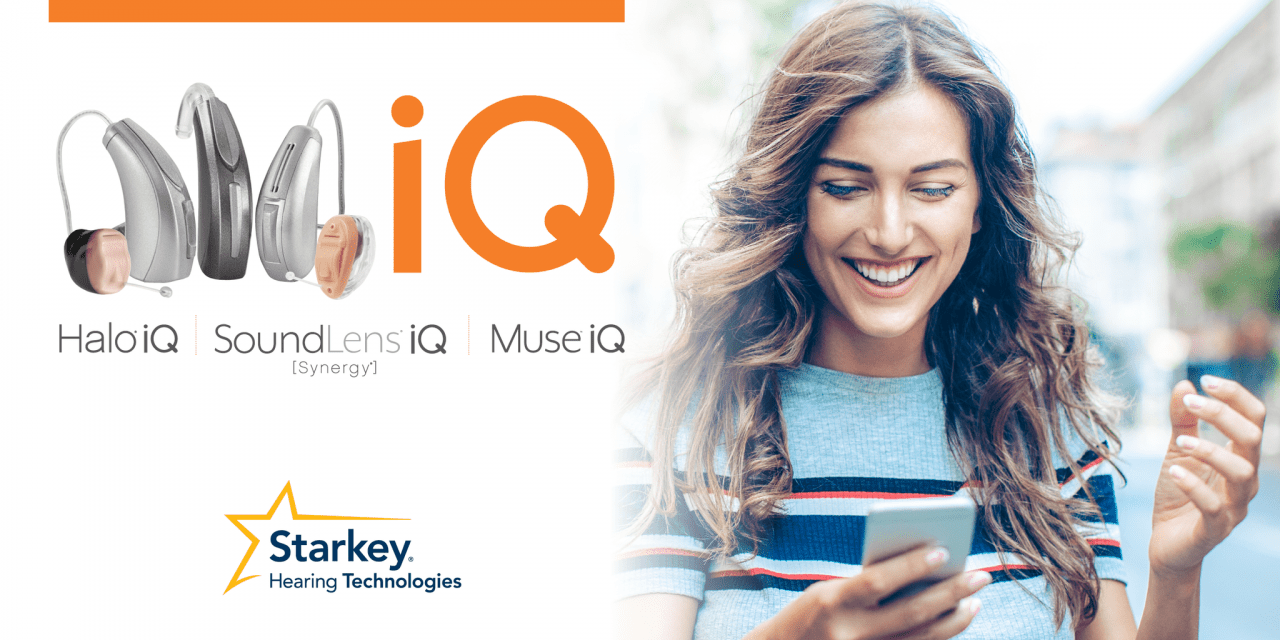 Starkey Hearing Technologies Launches IQ Product Lines