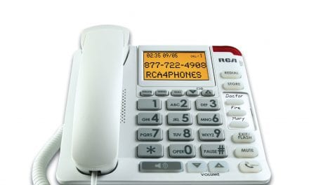 Harris Communications Now Carrying RCA Amplified Phones for Mild to Moderate Hearing Loss