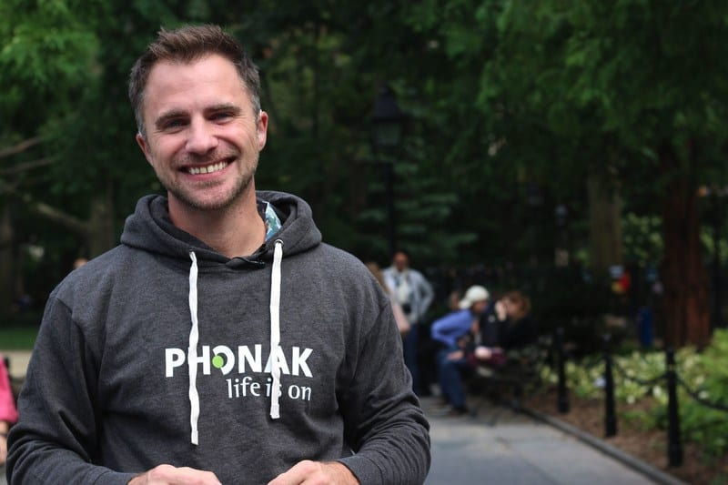 Phonak to Sponsor D.J. Demers 'Here to Hear' Comedy Tour