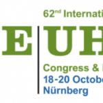 62nd International EUHA Congress and Exhibition to Begin October 18