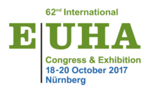62nd International EUHA Congress and Exhibition to Begin October 18