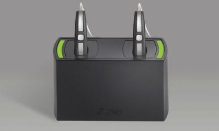 Widex Launches Beyond Z Rechargeable Solution