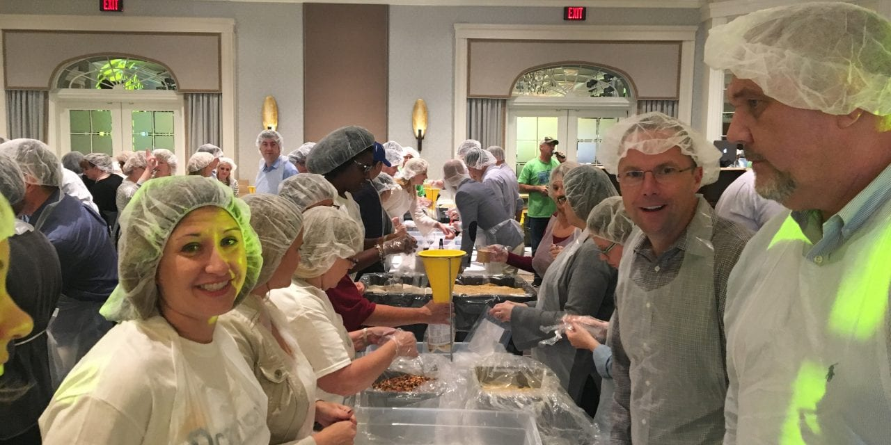 Signia Participates in 'No Child Hungry' Meal Preparation Event