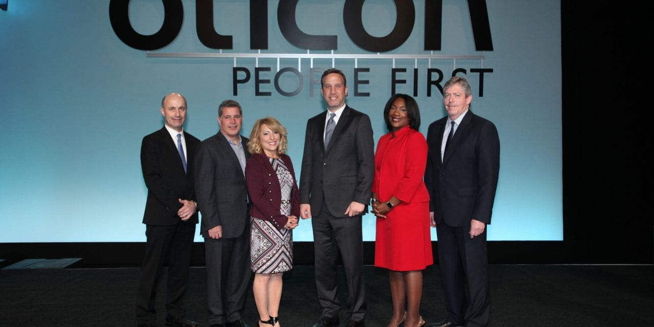 Oticon Catalyst Conference Held in November