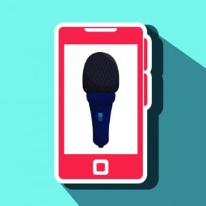 http://www.dreamstime.com/royalty-free-stock-photos-smartphone-microphone-speaker-illustration-eps-image83159468