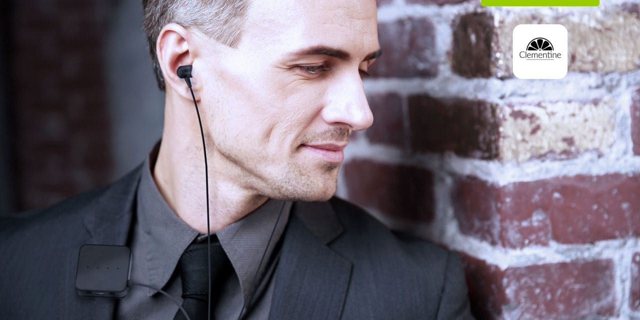 QCY Bluetooth Headset Joins Clementine Wear Platform