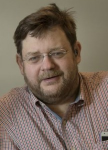 Peter Steyger, PhD, a professor of otolaryngology/head and neck surgery in the OHSU School of Medicine. (OHSU/Kristyna Wentz-Graff).