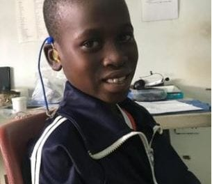 Ear Gear Partners with Audiologist on Kenya Mission Trip