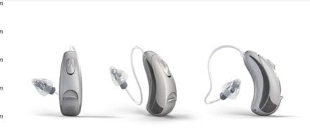 Hansaton Launches New Receiver-in-Canal Hearing System