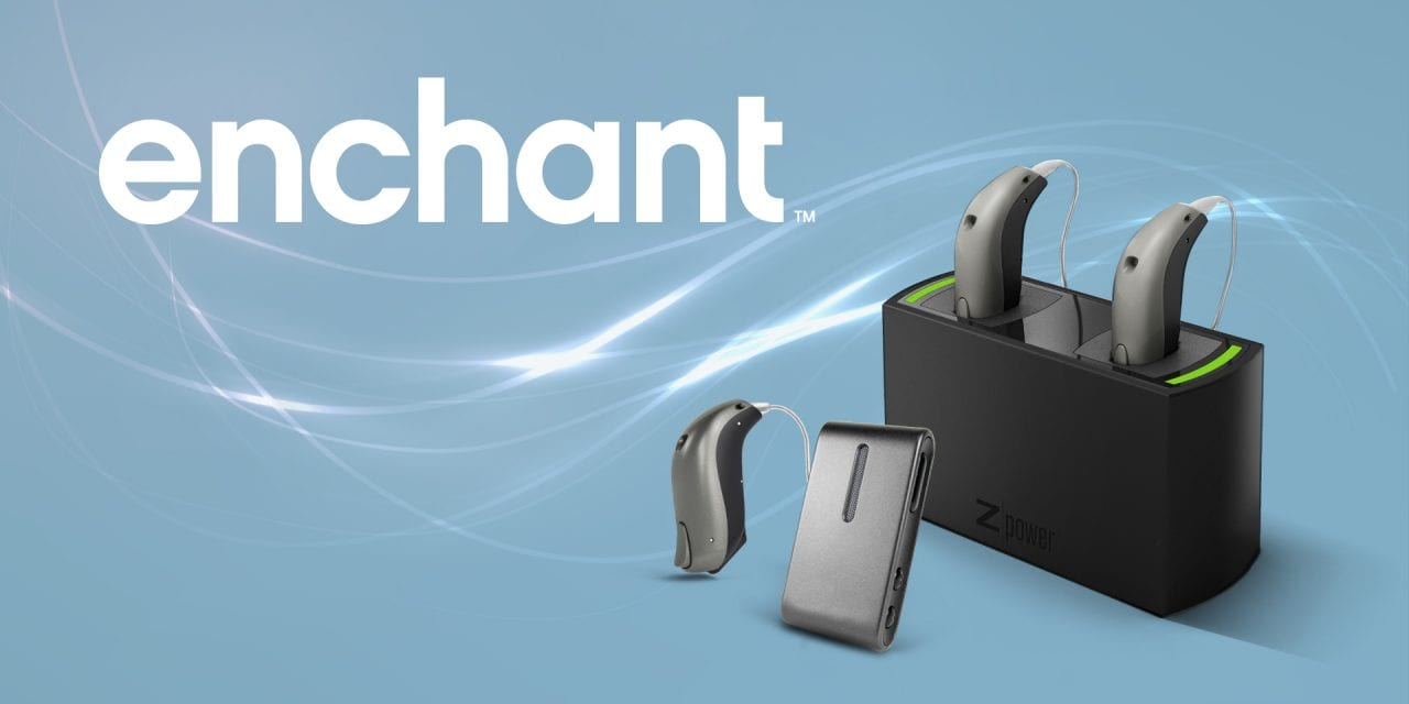 Sonic to Present Enchant Hearing Aid Family at AAA 2018
