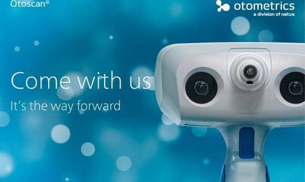 Otometrics Unveils Otoscan 3D Device at AAA 2018