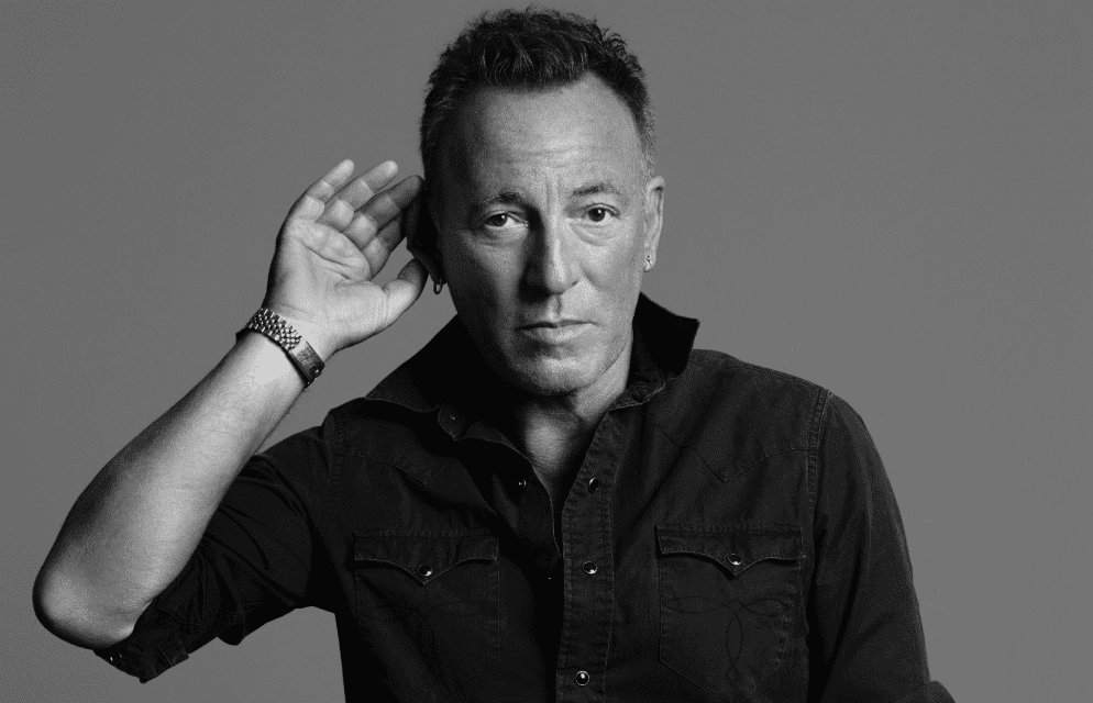Bruce Springsteen becomes an Ambassador for Hear the World Foundation
