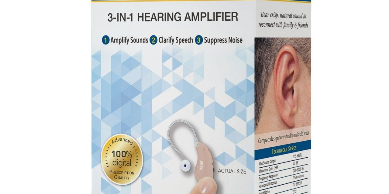 iHEAR Medical Announces OTC Product Launch in Stores; Appoints John Luna CEO