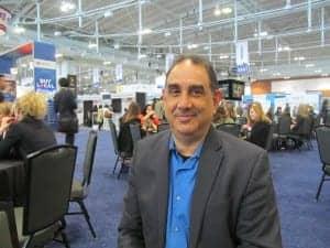 Adnan Shennib at the AAA 2018 convention.