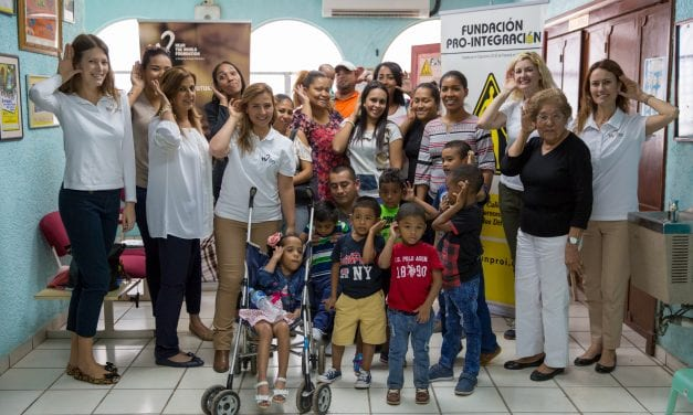 Aid for Children in Panama: Oh, How Wonderful Hearing Is!