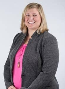 Lynn Peters, senior director, customer experience and inside sales, Unitron.