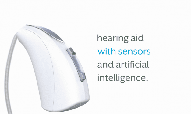 Starkey Offers Preview Video of Livio AI Hearing Aid