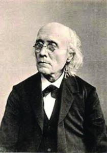 Figure 1. Gustav Fechner was a pioneer of psychophysics and developed the three classical psychophysical menthods: The Method of Limits, the Method of Adjustment, and the Method of Constant Stimuli.