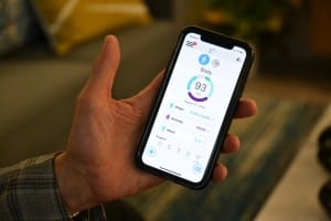 A closer look at the health and wellness tracking app.