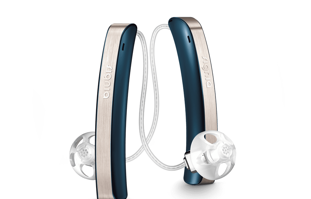 Sivantos Launches New Form Factor with Signia Styletto SLIM RIC