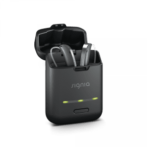 Recharging case for Styletto.