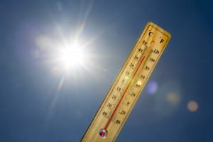 http://www.dreamstime.com/stock-images-mercury-thermometer-summer-heat-sun-light-marking-degrees-celsius-fahrenheit-sunny-day-shown-against-blue-image97142034
